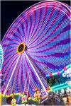 das Riesenrad auf dem Ulmer Volksfest 2019