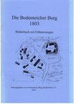 """Heft Nr. 16, """"Die Bodenteicher Burg 1803"""""""