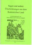 """Heft Nr. 27, """"Sagen und andere Überlieferungen ....""""; Autor: F. Knüppel, H. Blunk"""