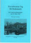 """Heft Nr. 10, """"Ein schwarzer Tag für Bodenteich"""" ; Autoren: Zeitzeugen"""