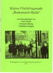 """Heft Nr. 25, """"Kleine Flüchtlingsstadt Bodenteich-Heide""""; Autor: E.Gähring, u.a."""