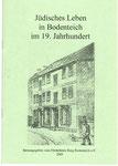 """Heft Nr. 17, """"Jüdisches Leben in Bodenteich im 19.Jahrhundert""""; Autor: H.Blunk"""