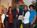 Großzügige Spende der Raika Bad Wimsbach-Neydharting