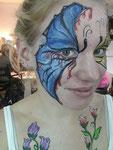 Facepainting Workshop Gabriela Hajek-Renner