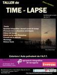 Curso Taller de Time Lapse Realizado para la Agrupacion fotografica de Tarragona