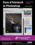 Curso basico de Photoshop realizado para la Agrupacion fotografica de Tarragona.