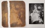 Restauracion de fotografía de finales sigo XIX. Fotografía Andreu Gual