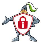 Security Maskottchen  -  Kunde: Amt der Steiermärkischen Landesregierung
