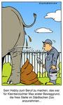 Zoo  -  Kunde: Eisenberger-Illustration