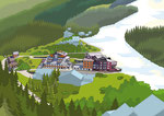Montana Hotelareal  -  Kunde: EFM Montana Alm GmbH