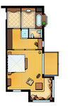 Hotel Preidlhof Suite Typ 2  -  Kunde: Klaus Ladurner KG
