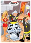 Feuerwehr  -  Kunde: Driftcom, Graz