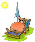 Sonnenbrand  -  Kunde: OIKOS Institut für angewandte Ökologie