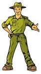 Ranger 2  -  Agentur: Egon.cx, Graz  -  Kunde: Junior-Ranger.de