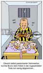 Gefängnistorte  -  Kunde: Eisenberger-Illustration