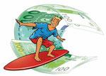 KitKat Surfer  -  Agentur: Brand Factory, Frankfurt/Main  -  Kunde: Nestlé Deutschland AG