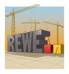 Rewe Baustelle  -  Kunde: Key Account, Österreichischer Agrarverlag