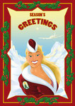 Season's Greetings  -  Kunde: Eigenwerbung Eisenberger-Illustration