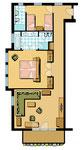 Zimmerplan Alpina DeLuxe  -  Agentur: Holzer Werbung, Innsbruck  -  Kunde: Dolce Vita Hotels Südtirol