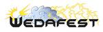 Wedafest Logo  -  Agentur: Medienweiss, Behamberg/Steyr