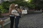 Set de Filmagens - curta Elza Geralda