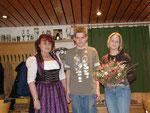 Jahr 2003: Schützenkönig: Jurgan Manuel