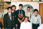 Jahr 1995: Schützenkönig: Kindermann Oliver, Wurstkönig: Greckl Florian, Brezenkönig: Huber Stefan