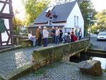 Mühlbachbrücke in Ortenberg