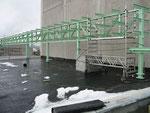 Anbindung Rohrbrücke