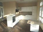Küche Versammlungsraum
