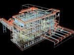 Integrierte 3D-Gebäudeplanung (AutoCAD Architecture)