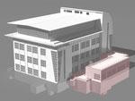 3D-Modell Erweiterung 2018