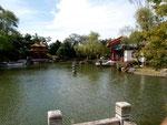天寿園公園内の様子です