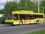 Троллейбус МАЗ-103Т. Зав.№112. 02.06.2006
