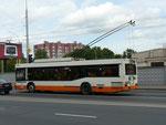 Троллейбус МАЗ-103Т. Зав.№143. 18.08.2008