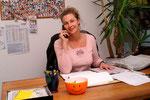 Erika Frischkorn, Fahrschule Dorum