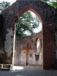 Kloster irgendwo im Wald bei Salföld