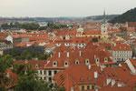 Aussicht auf Prag (Prag CZ)