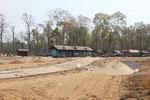 Grenzübergang Laos-Kambodscha