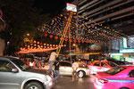 Vorbereitungen für das Chinesische Neue Jahr (Bangkok)