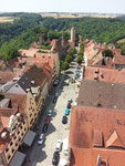 Rothenburg ob der Tauber, Deutschland