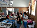 Auf dem Markt in Deltebre