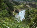 Von Spanien Richtung Pyrenäen