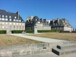 St. Malo, Frankreich