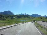 Lechtal, Oesterreich