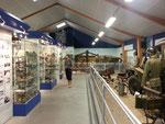 War-Museum Saint-Laurent-sur-Mer, Frankreich