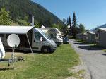 Campingplatz Neustift, Österreich