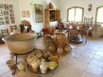 Töpferei und Museum in Miravet