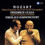 Gulda Harnoncourt Mozart