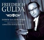 Gulda Galgenlieder